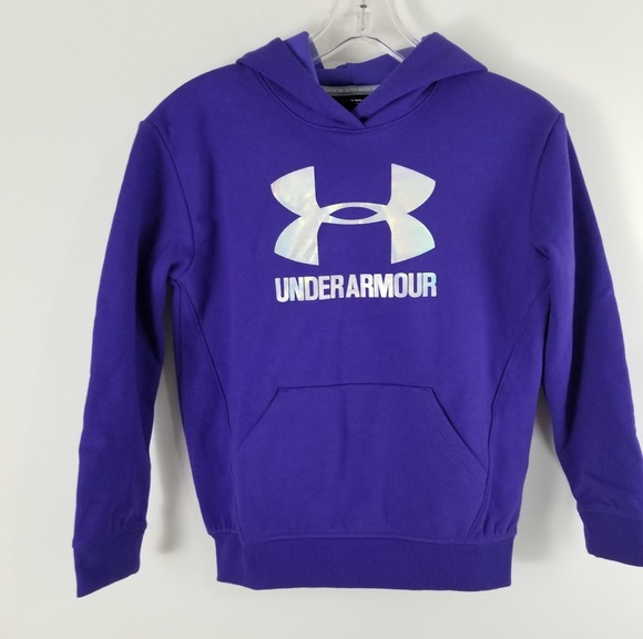 Under Armour Other - Under Armour Girls YMD Pullover Sweater Hoodie